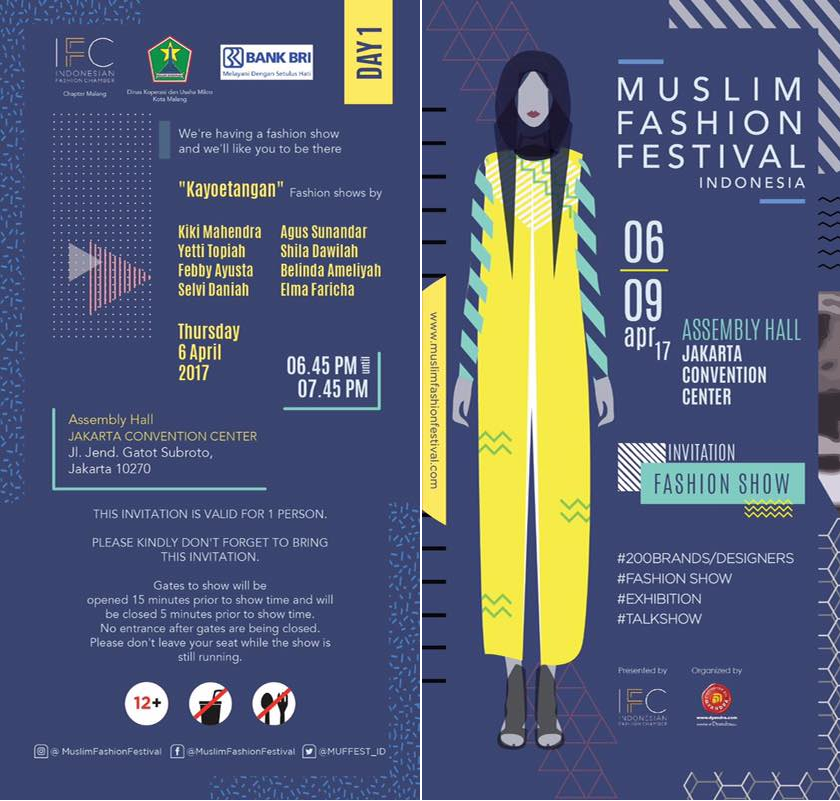 Malang Fashion Festival, Come and Join Guys !!