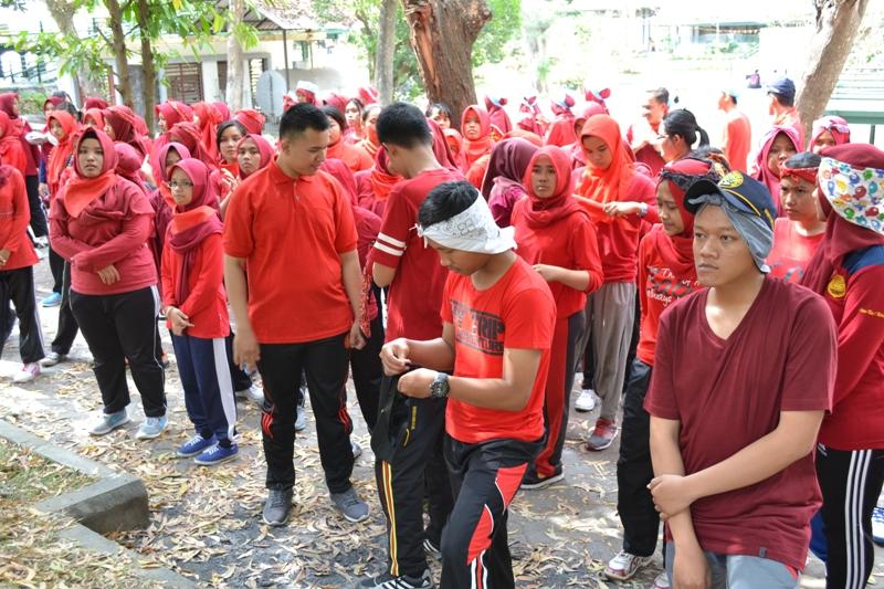 Latihan Dasar Kepemimpinan Mahasiswa Baru (LDKMB) Jurusan TI Angkatan 2017