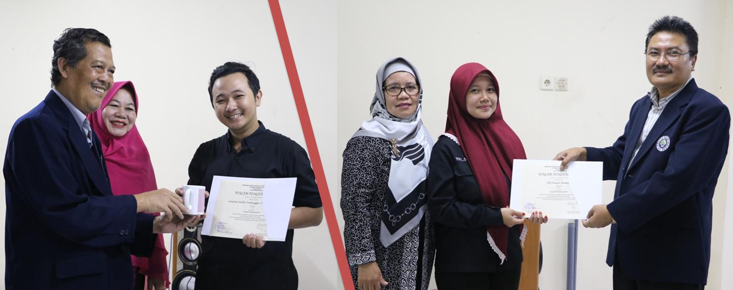 Sarasehan Penggalian Informasi Alumni Lulusan Semester Gasal 2017/2018 Jurusan TI FT-UM
