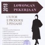 Lowongan Elmodista Surabaya 2018 - Copy