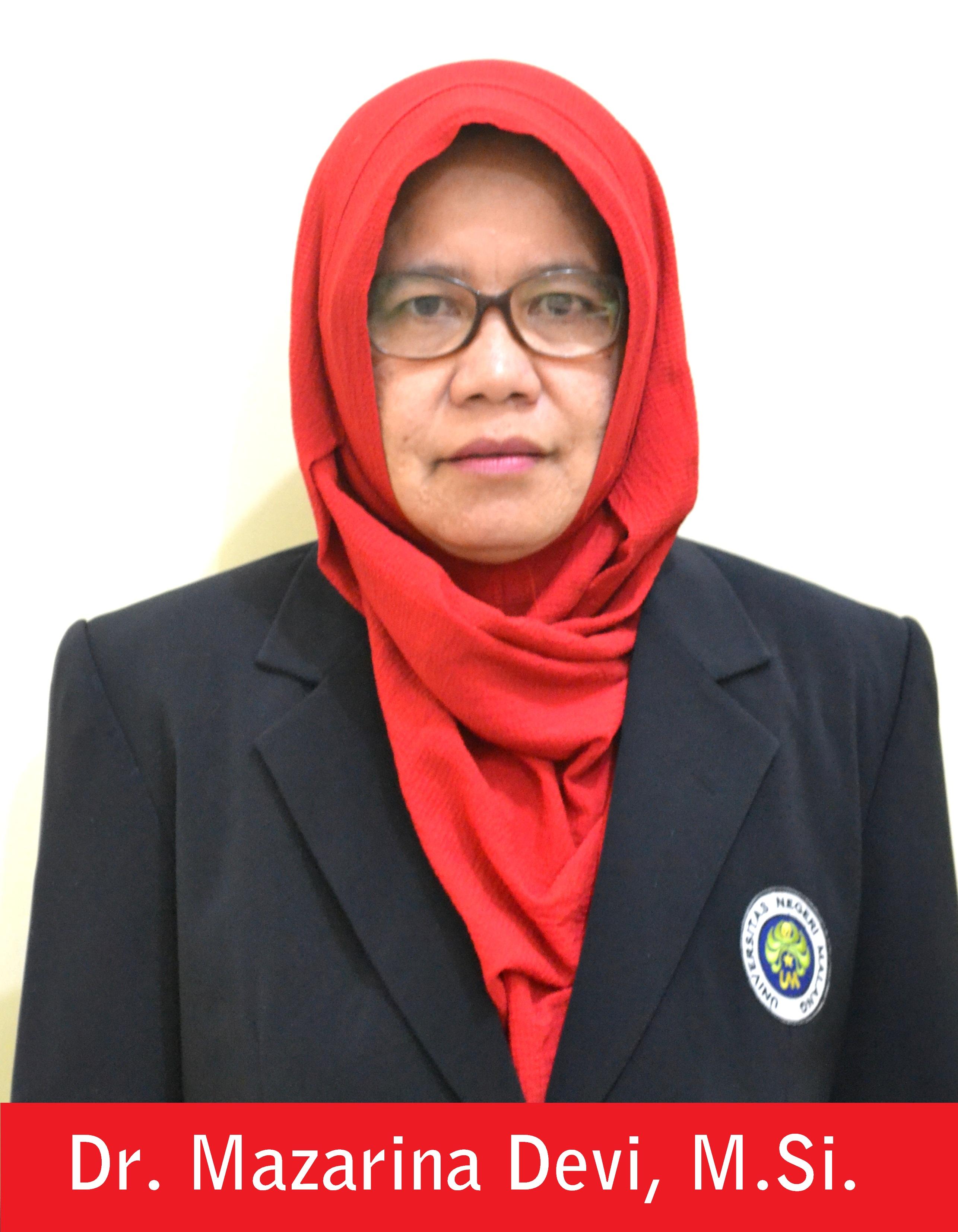 Ketua Jurusan Teknologi Industri UM