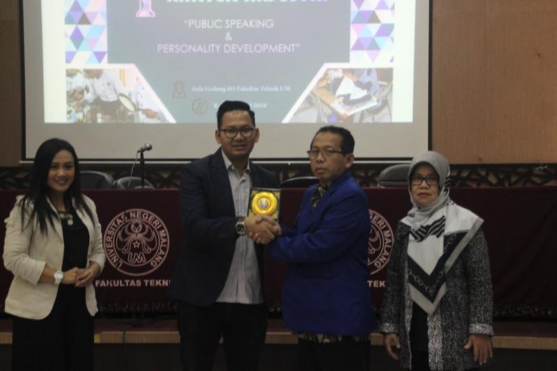 Pembekalan Praktik Industri Mahasiswa Tahun 2019